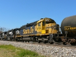 BNSF 6764/NS P61